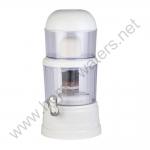 Water purifier pot and purifier pitcher