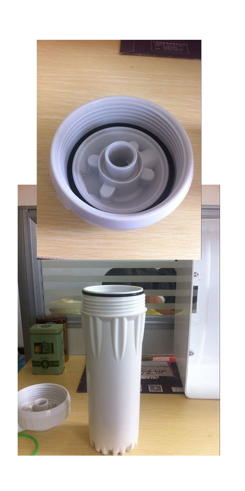 double o rings filter houseing|10 inch double O ring water filter ...